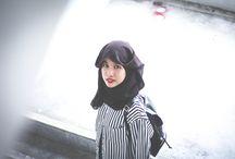 حجاب ستايل شبابي