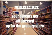 russian problems