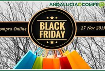 Black Friday y Cyber Monday 2015 / Disfruta el Black Friday y Cyber Monday 2015 con ANDALUCIADCOMPR@S.