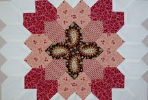 Lucy Boston quilts