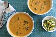 Raw Salads & Soups