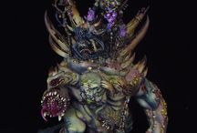 NEW chaos Nurgle The Glottkin 1