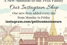 Our Petit Instagram Shop