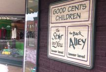 Good Cents Children / New and Like New Children's Clothing, Toys, and Gifts
