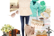 Polyvore sets - repins / This board includes the repins of polyvore sets