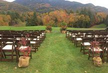 Wedding - Ausable Club