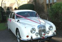 Daimler Wedding Car Hire