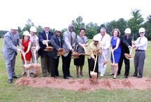 Aviation Cultural Center Groundbreaking