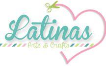 Latinas Arts & Crafts DT / Tablero en donde compartire mis creaciones para el DT de Latinas Arts & Crafts