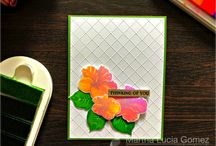 Make an Encouragement Card / Learn how to make an inspiring card to serve as encouragement for a friend or loved one who is in need.