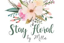 Stay Floral Blog