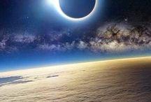 Avaruus/tähtitaivas - Space/starry sky