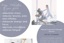 spa corporate events and mobile services