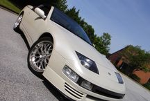 1993 300zx Convertible /  Would you believe that this clean looking Z has over 229,000 miles on it?