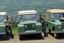 Classic Land Rover / Our past and current Land Rover restorations.