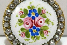Antique Buttons II / by Laura Kilpatrick