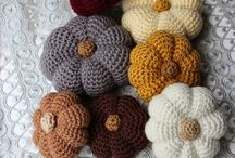 Autumn crochet