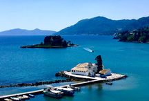 Corfu / All the best bits from my travels to Corfu
