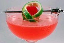 Decorazioni e guarnizioni cocktails