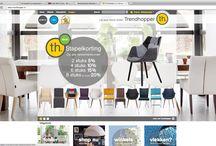 IKEA XXS webstites / sites die heel erg lijken op die van ikea