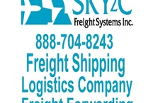 Commercial Freight  / by Sky2c Freight Systems