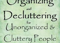 Organize me / by Andrea Kelley