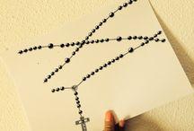 tattoo rosary