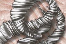 ART...Zentangle by Eni Oken