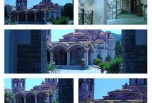 old monastery.