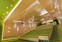 Cinemas & concert halls