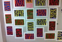 op art projects / by Debra Bretton Robinson