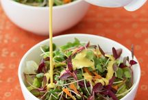 Thermo salad dressings