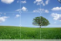 Lesson 3 / Images to help visualise pictorial elements and examples of composition