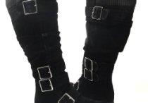 Boots &Shoes / by Jennifer Walkenbach-Robinson