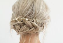 Bridesmaid Hair for me