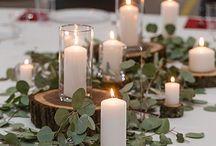 romantyczne dekoracje
