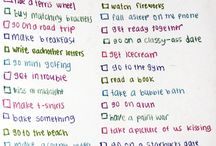 Things i want to do with him