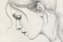 Portrait Drawing / tutorials to lear portrait drawing
