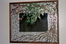 mosaikk speil