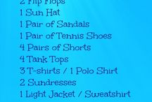 Travelling list