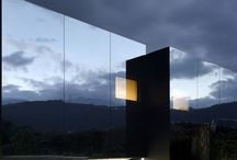 Glazed facade / Mirror