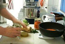 Vegane Kochrezepte / Erst als Veganer habe ich mit dem  Kochen angefangen und lerne und lerne und lerne immer wieder Neues dazu... ;-)