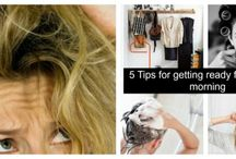 5 Tips for getting ready in the morning