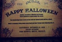 Halloween Ideas / by Brenda Armstrong