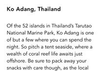 South of Thailand