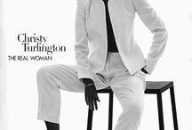 Fashion Magazine Covers / Fashion and Tech Magazine Covers