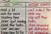 Reading & Writing for kiddos
