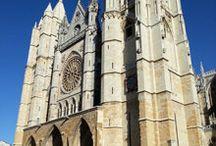 León, España / Qué ver y hacer en León, guía turística completa de la ciudad española. http://queverenelmundo.com/Espana/Leon/Capital/Que-ver.php