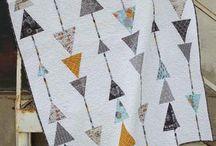Modern Quilts Ideas / Embracing the modern quilt movement.