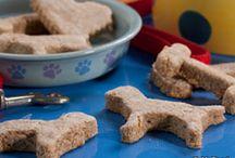 Pet Food and Treat Recipes